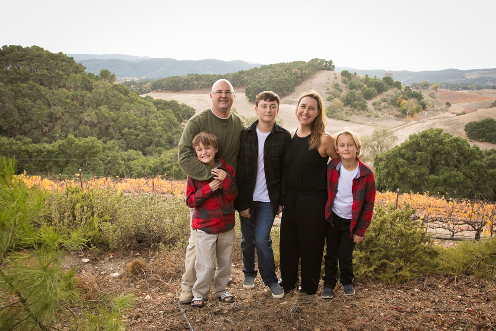Paso Robles Family and Wedding Photographer Proulx Wines  007.jpg