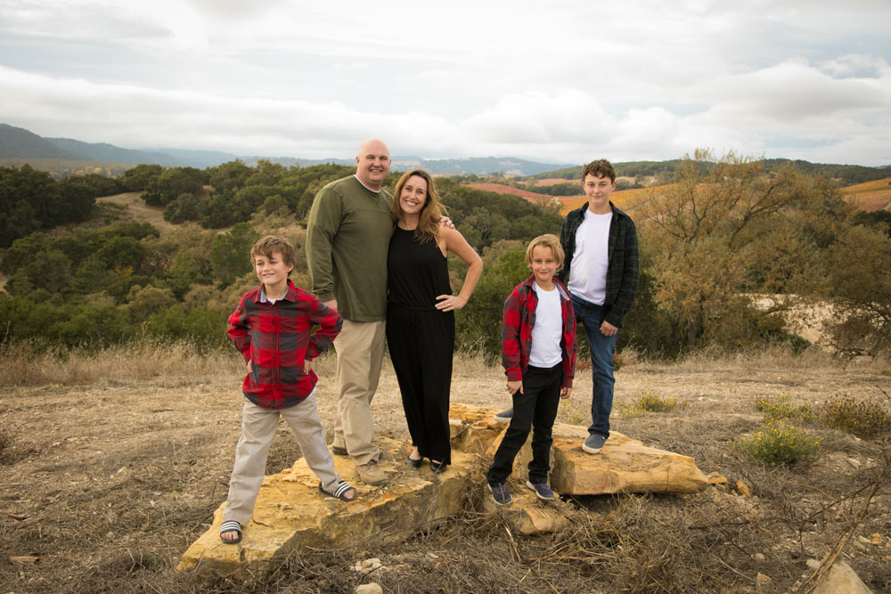 Paso Robles Family and Wedding Photographer Proulx Wines  046.jpg