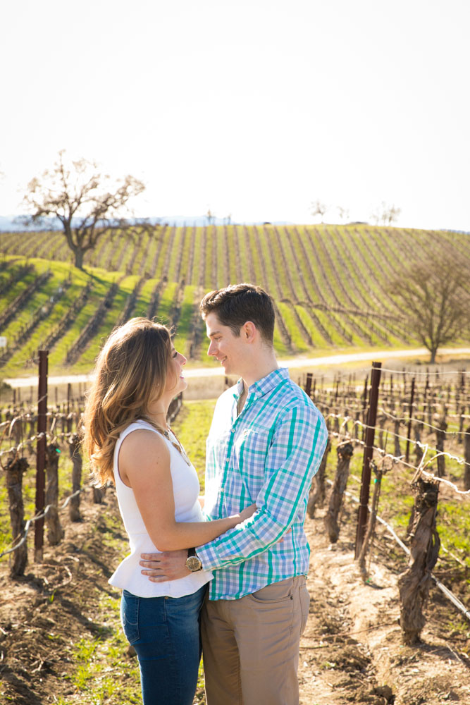 Paso Robles Wedding Photographer Vineyard Engagement Session 003.jpg