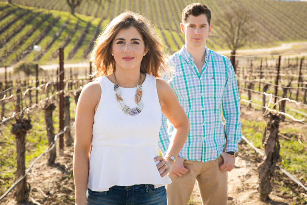 Paso Robles Wedding Photographer Vineyard Engagement Session 010.jpg