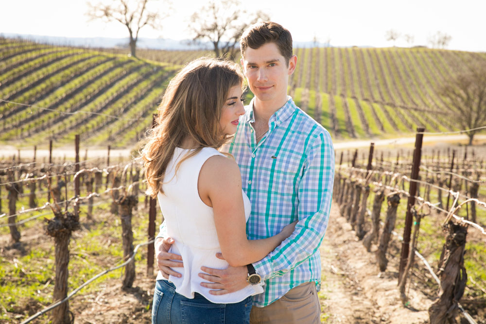 Paso Robles Wedding Photographer Vineyard Engagement Session 014.jpg