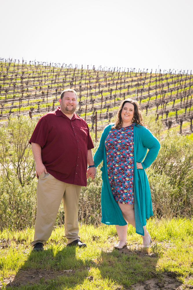 Paso Robles Wedding Photographer Vineyard Engagement Session 023.jpg