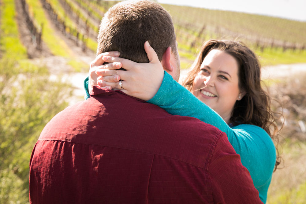 Paso Robles Wedding Photographer Vineyard Engagement Session 027.jpg