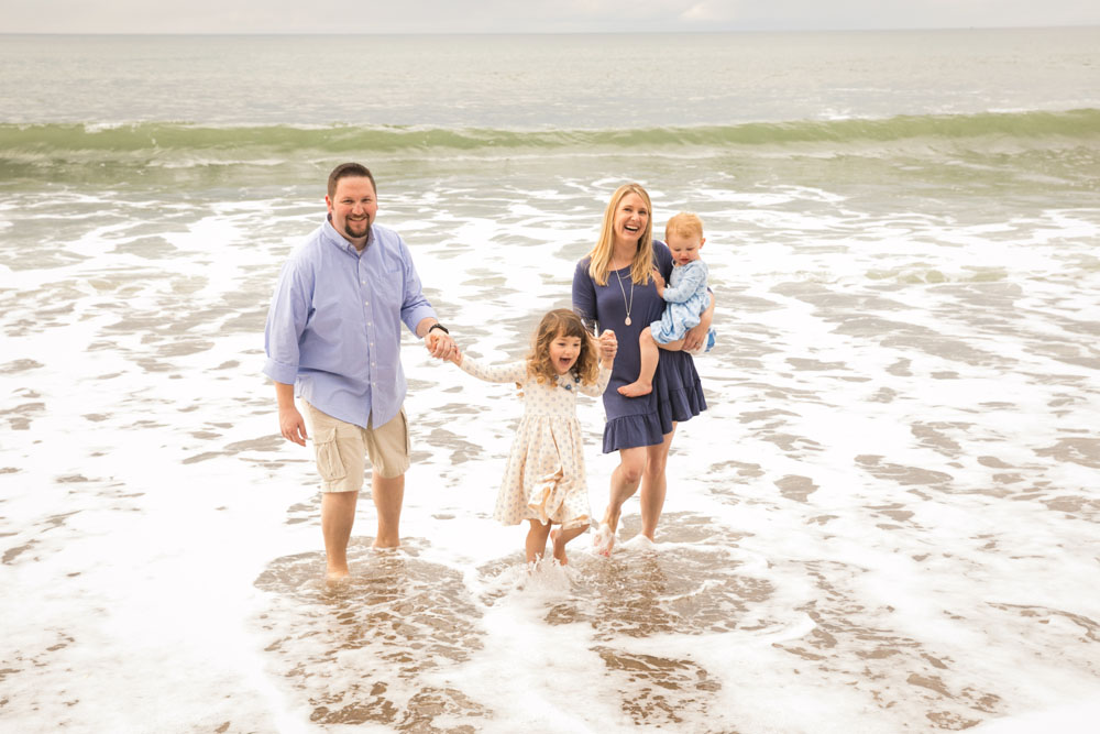Pismo Beach Family Portraits
