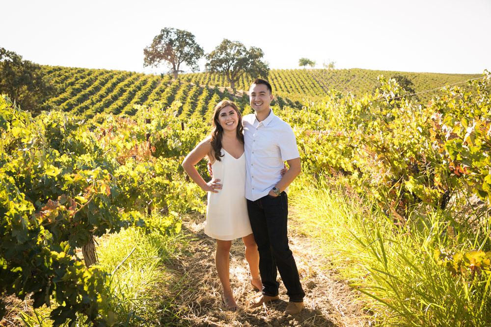 Paso Robles Wedding Photographer Vineyard Engagement Session 001.jpg