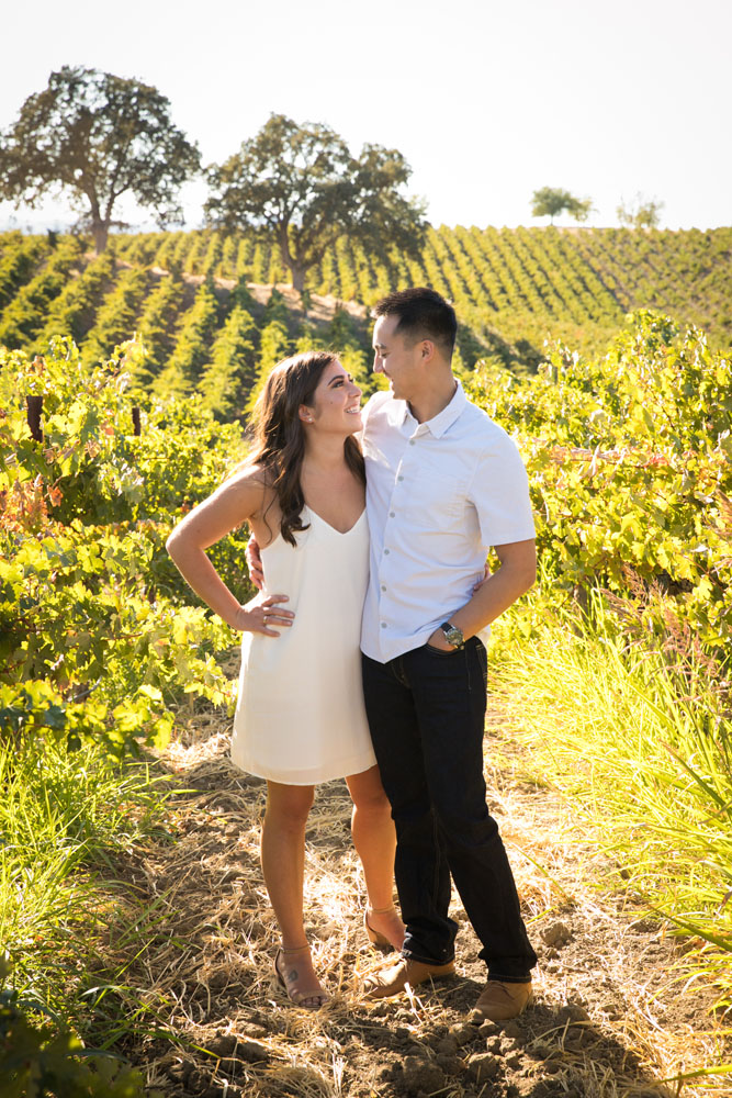 Paso Robles Wedding Photographer Vineyard Engagement Session 002.jpg