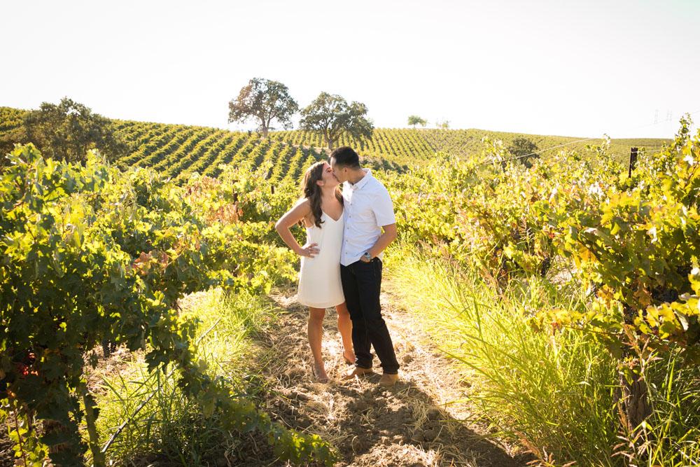 Paso Robles Wedding Photographer Vineyard Engagement Session 003.jpg