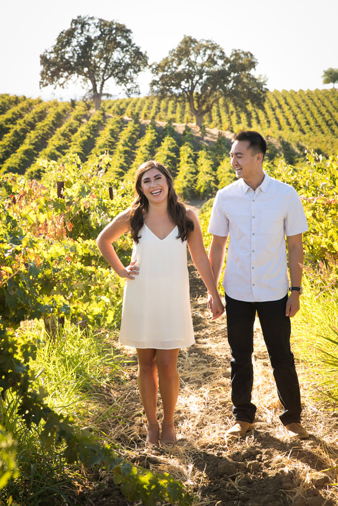 Paso Robles Wedding Photographer Vineyard Engagement Session 006.jpg