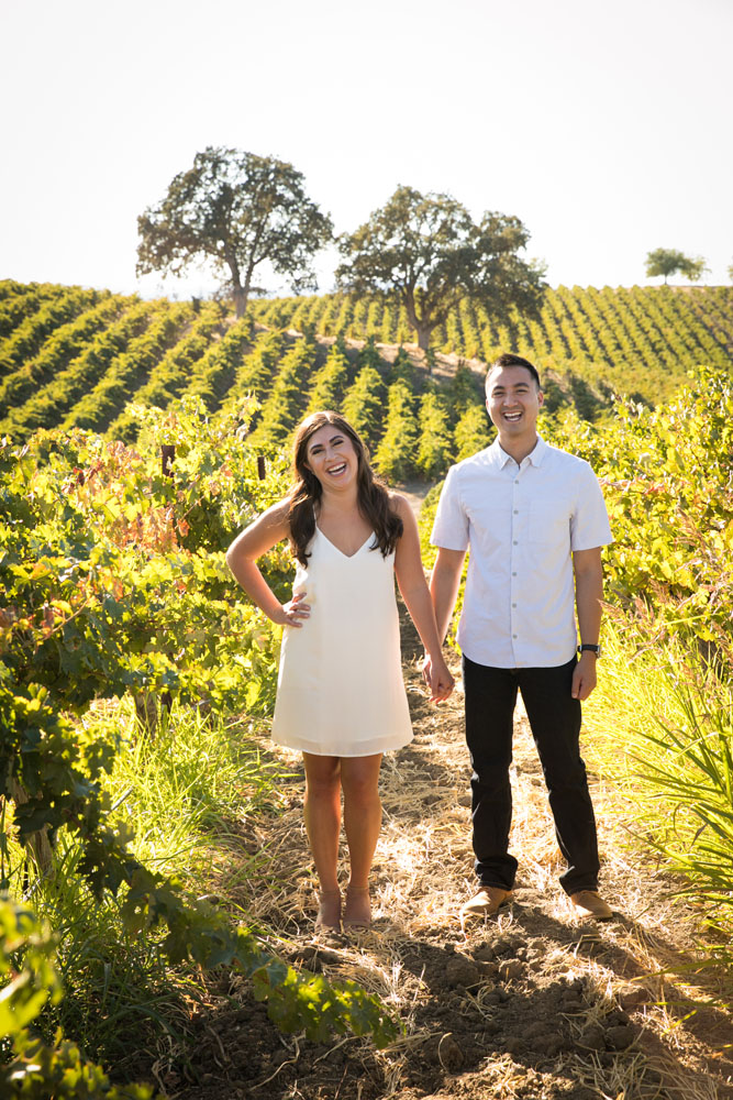 Paso Robles Wedding Photographer Vineyard Engagement Session 007.jpg