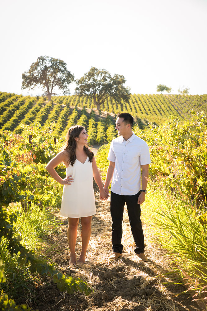 Paso Robles Wedding Photographer Vineyard Engagement Session 008.jpg