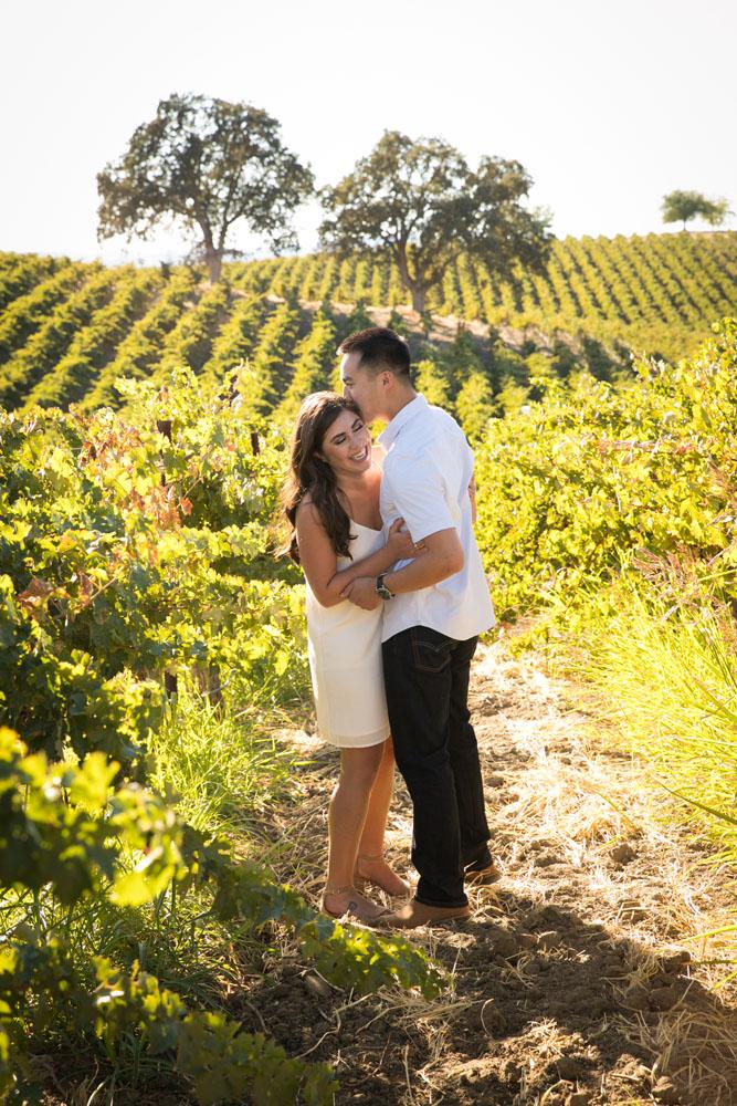 Paso Robles Wedding Photographer Vineyard Engagement Session 010.jpg