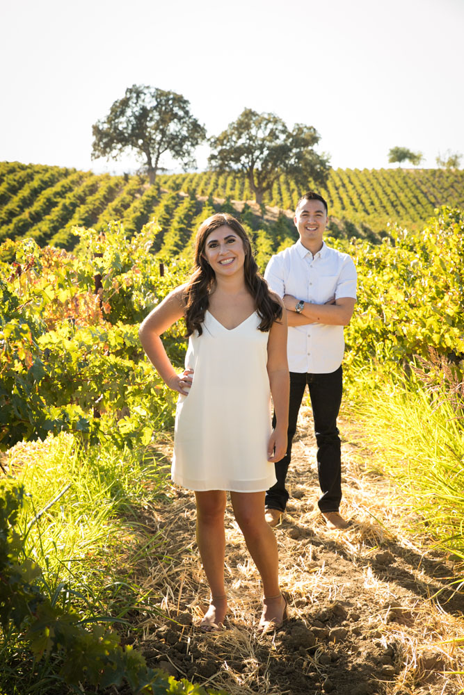 Paso Robles Wedding Photographer Vineyard Engagement Session 011.jpg