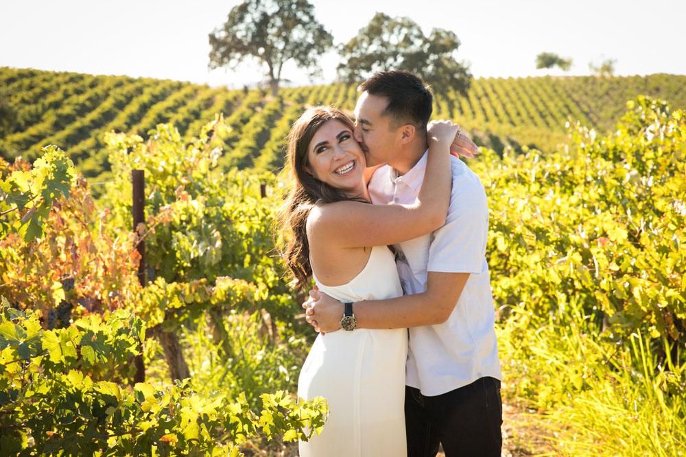 Paso Robles Wedding Photographer Vineyard Engagement Session 014.jpg