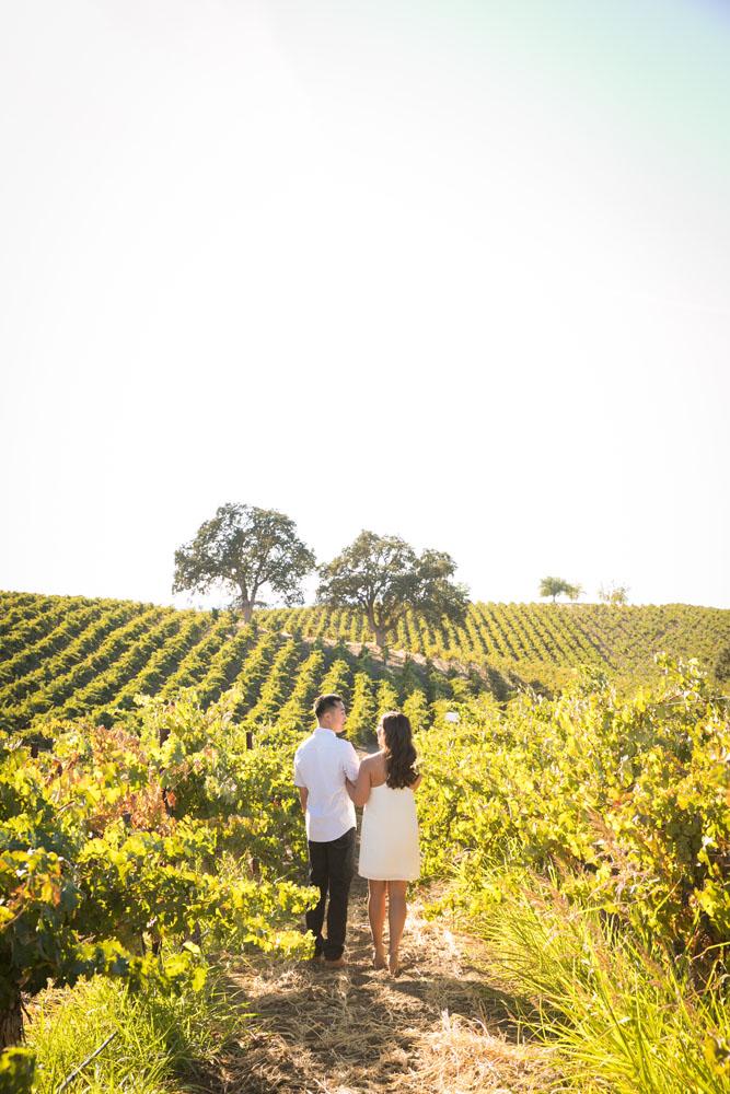 Paso Robles Wedding Photographer Vineyard Engagement Session 016.jpg