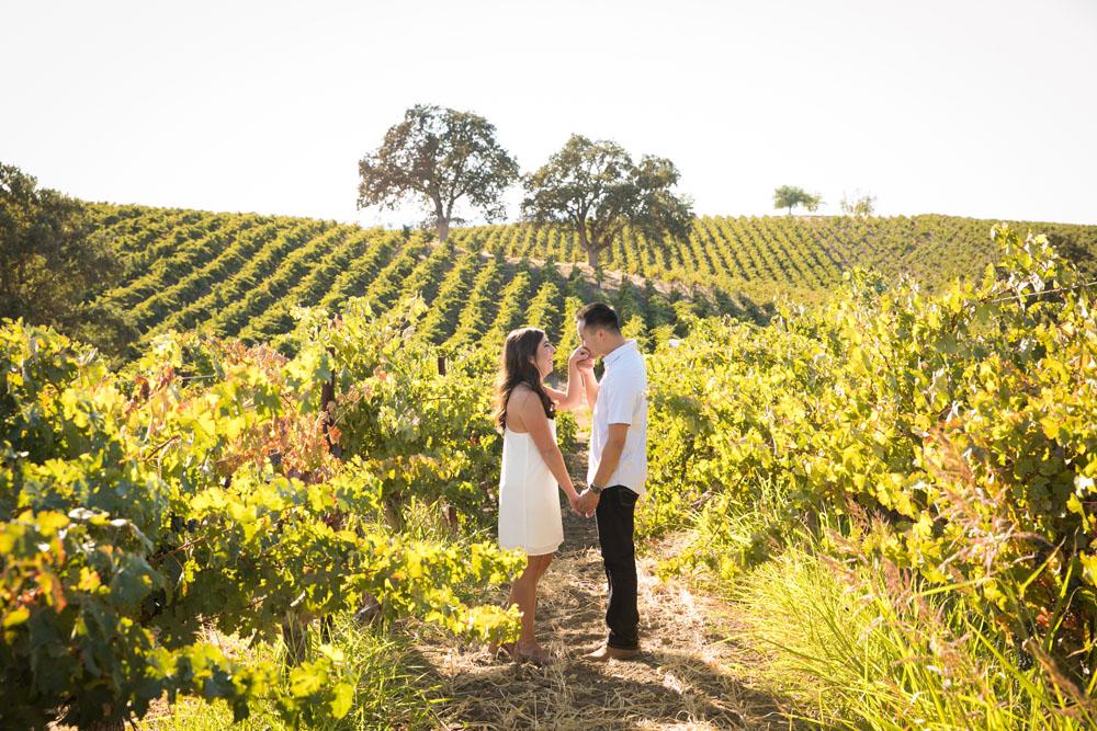 Paso Robles Wedding Photographer Vineyard Engagement Session 017.jpg