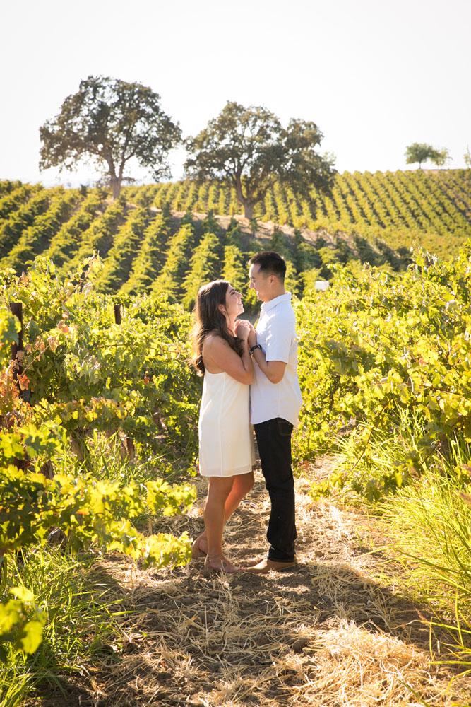 Paso Robles Wedding Photographer Vineyard Engagement Session 018.jpg