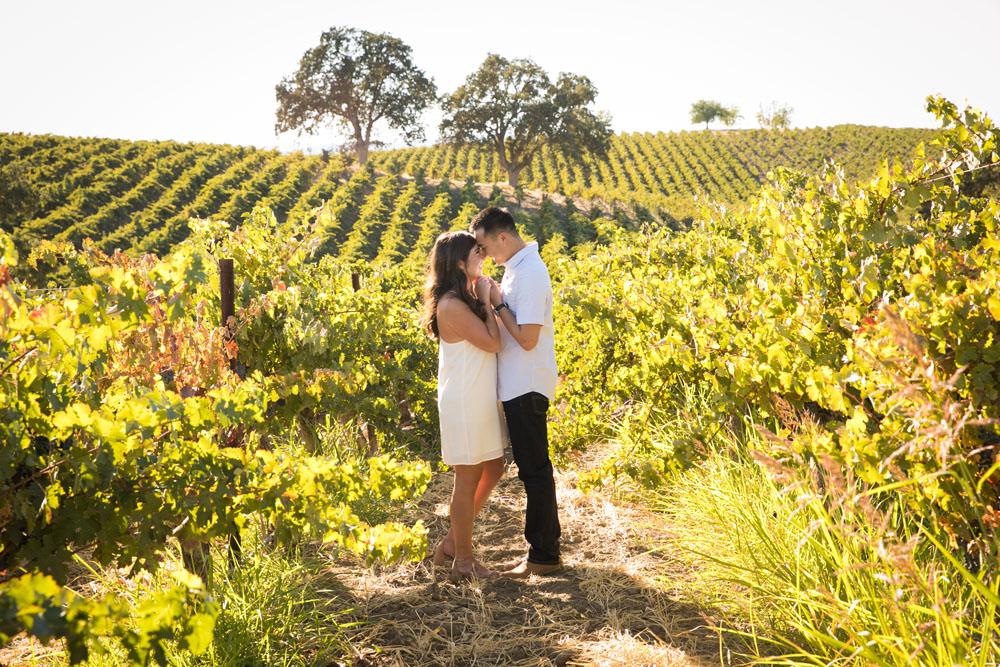 Paso Robles Wedding Photographer Vineyard Engagement Session 019.jpg