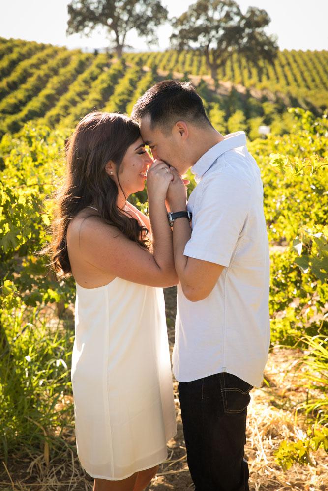 Paso Robles Wedding Photographer Vineyard Engagement Session 021.jpg