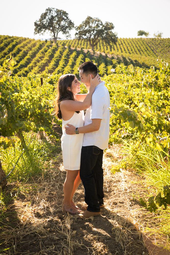 Paso Robles Wedding Photographer Vineyard Engagement Session 022.jpg