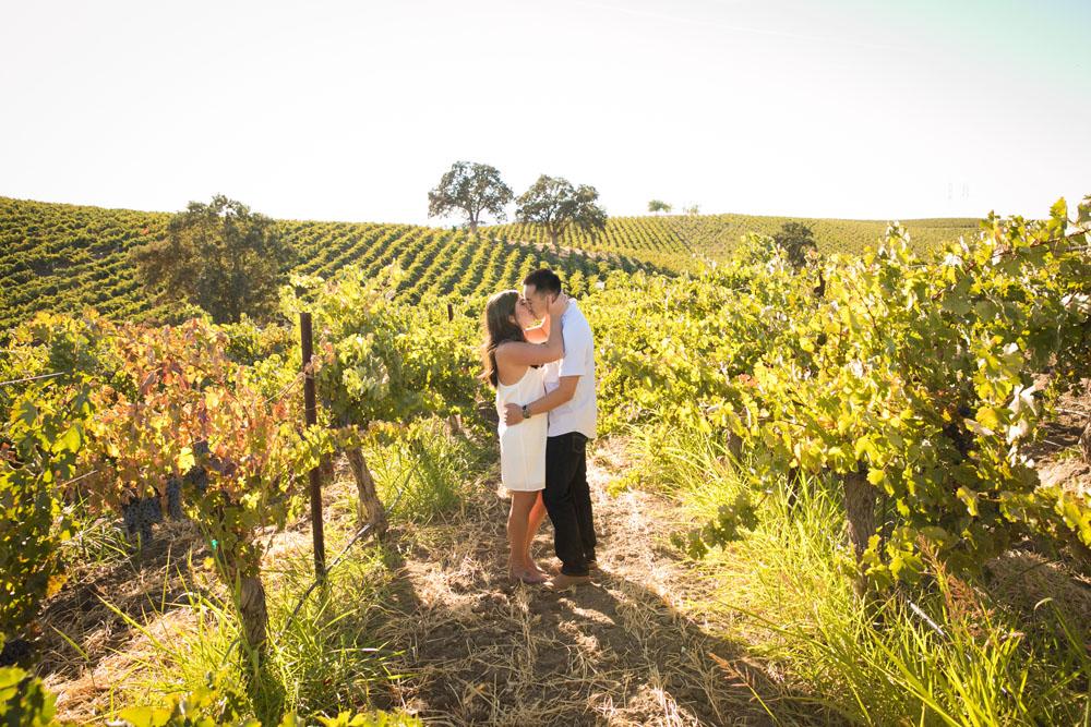 Paso Robles Wedding Photographer Vineyard Engagement Session 023.jpg