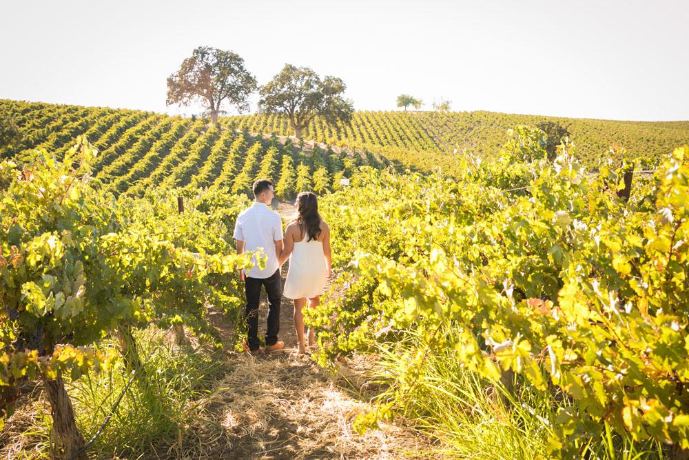 Paso Robles Wedding Photographer Vineyard Engagement Session 028.jpg