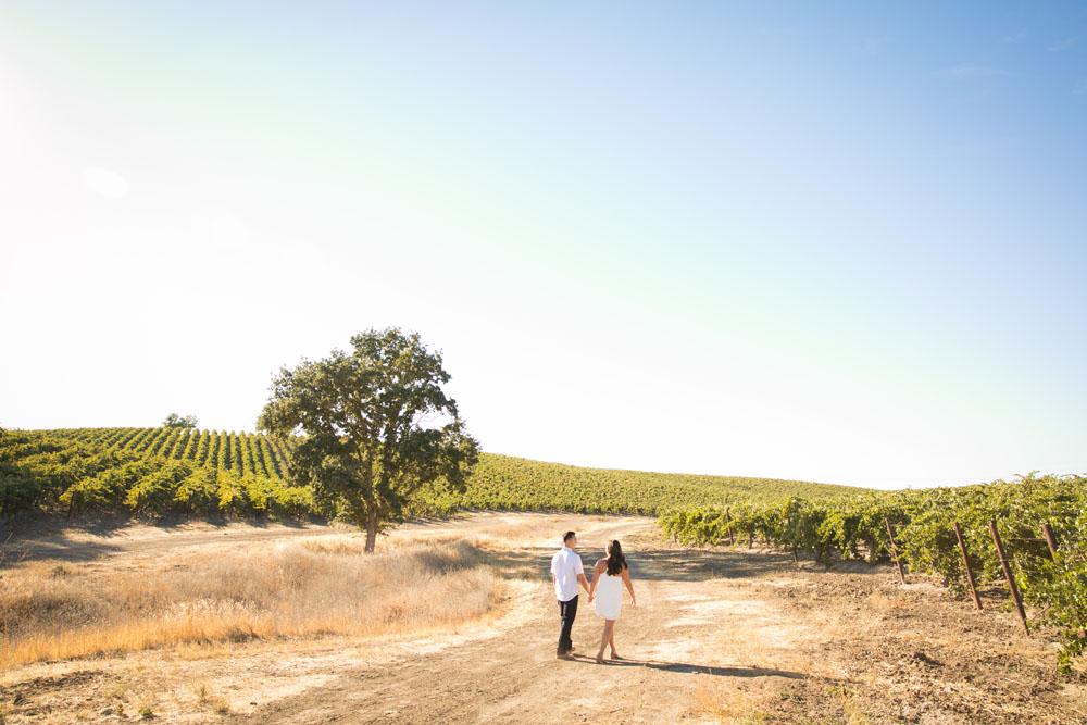 Paso Robles Wedding Photographer Vineyard Engagement Session 038.jpg