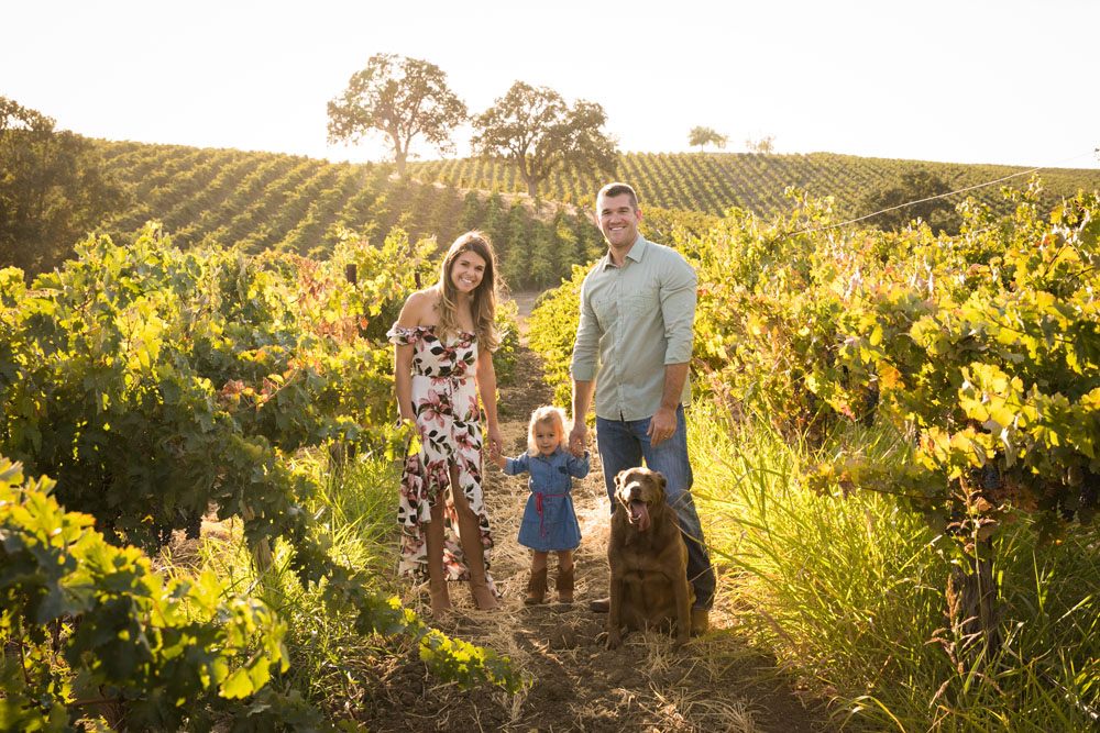 Paso Robles Family and Wedding Photographer Vineyard Family Portraits 002.jpg