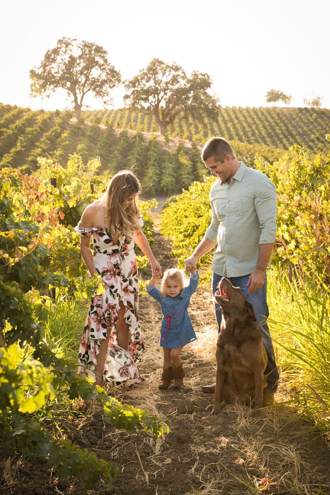 Paso Robles Family and Wedding Photographer Vineyard Family Portraits 003.jpg