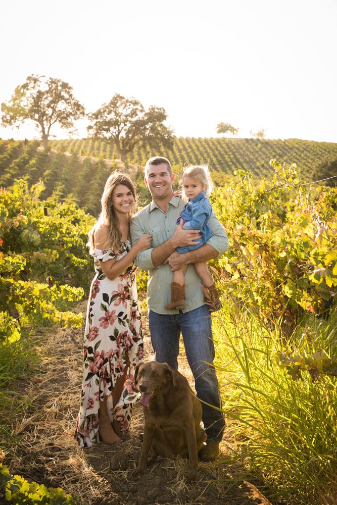 Paso Robles Family and Wedding Photographer Vineyard Family Portraits 004.jpg