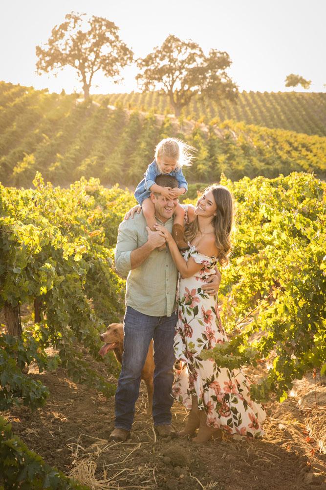 Paso Robles Family and Wedding Photographer Vineyard Family Portraits 030.jpg