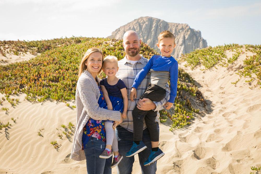 Paso Robles San Luis Obispo Family Portrait Photographer Morro Bay Dunes 002.jpg