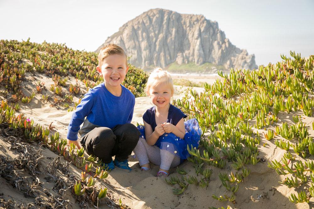 Paso Robles San Luis Obispo Family Portrait Photographer Morro Bay Dunes 001.jpg
