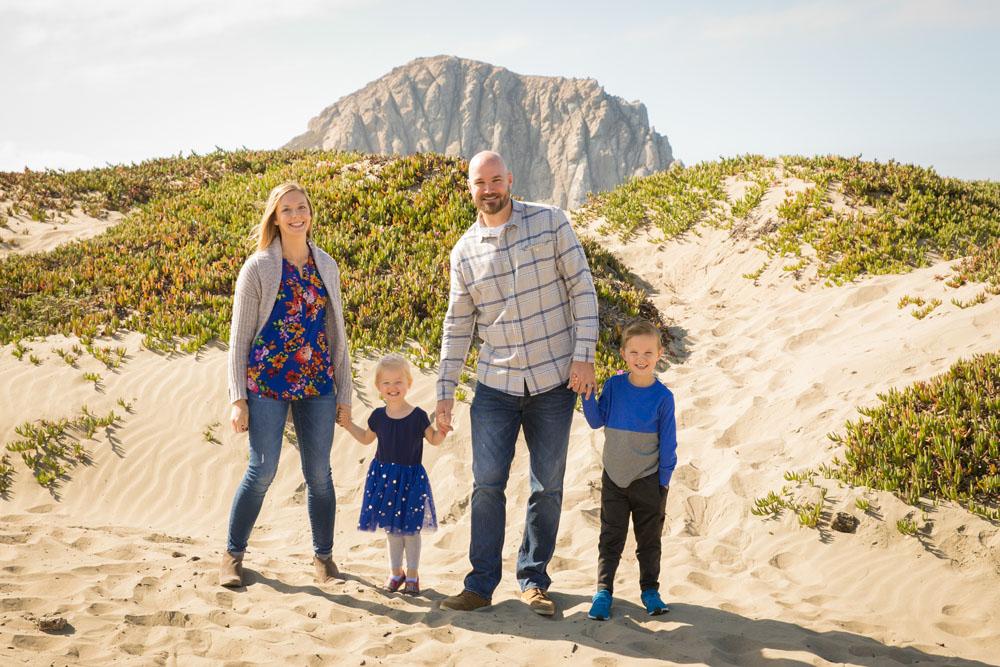 Paso Robles San Luis Obispo Family Portrait Photographer Morro Bay Dunes 003.jpg