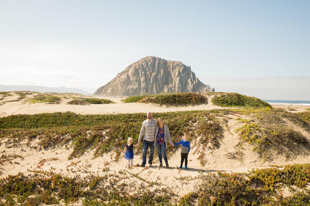 Paso Robles San Luis Obispo Family Portrait Photographer Morro Bay Dunes 005.jpg