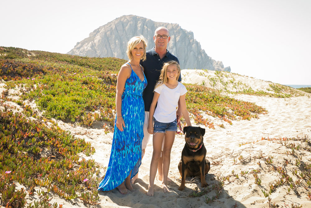 Paso Robles San Luis Obispo Family Portrait Photographer Morro Bay Dunes 008.jpg