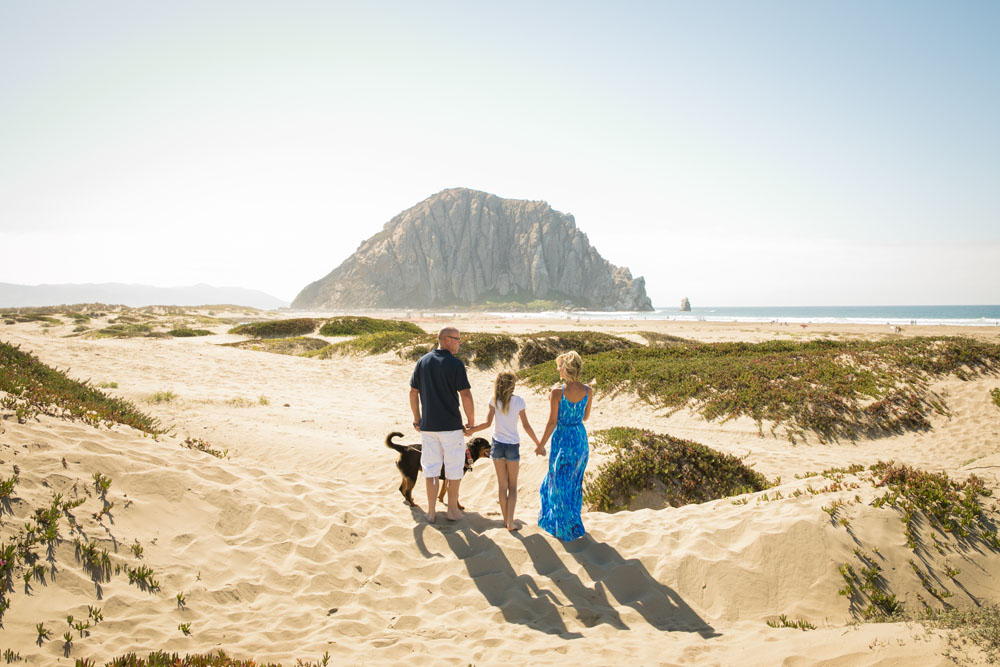 Paso Robles San Luis Obispo Family Portrait Photographer Morro Bay Dunes 012.jpg
