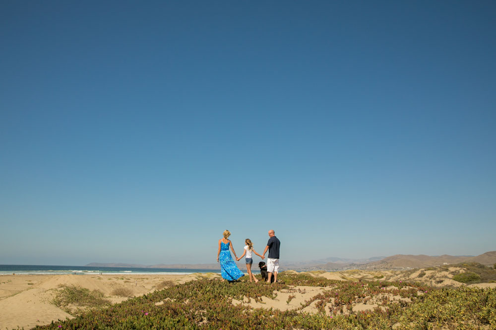 Paso Robles San Luis Obispo Family Portrait Photographer Morro Bay Dunes 014.jpg
