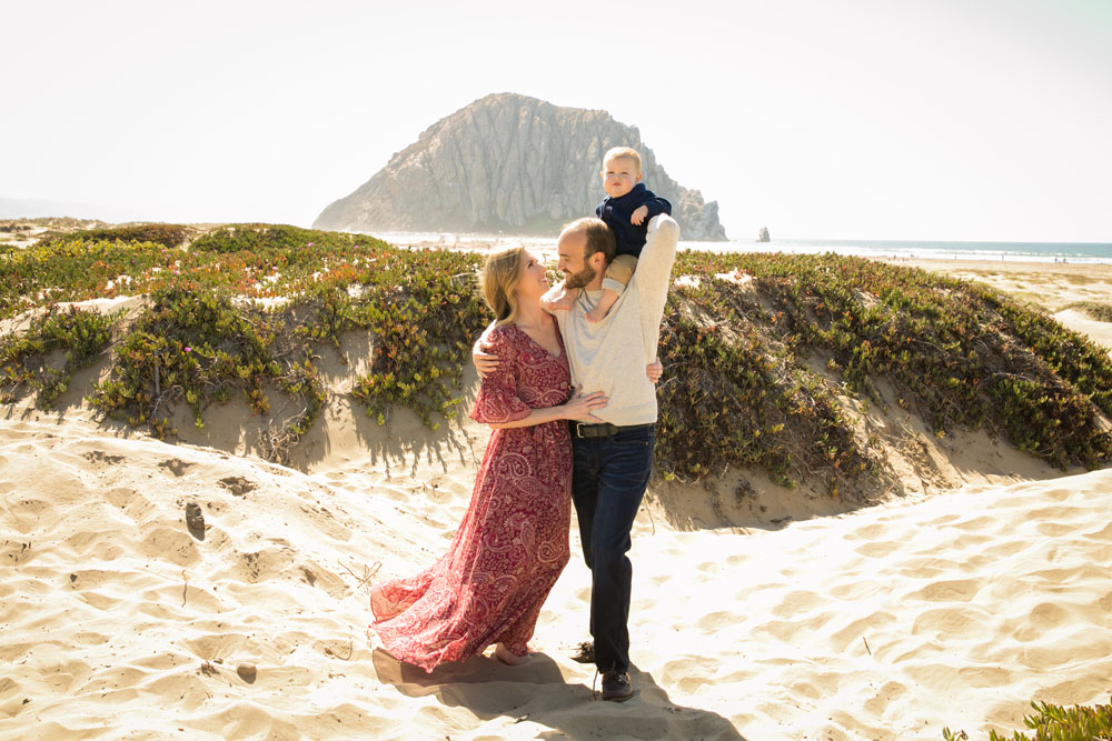 Paso Robles San Luis Obispo Family Portrait Photographer Morro Bay Dunes 019.jpg