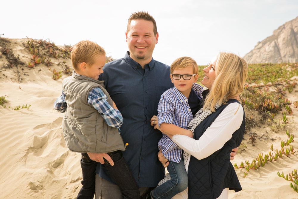 Paso Robles San Luis Obispo Family Portrait Photographer Morro Bay Dunes 027.jpg