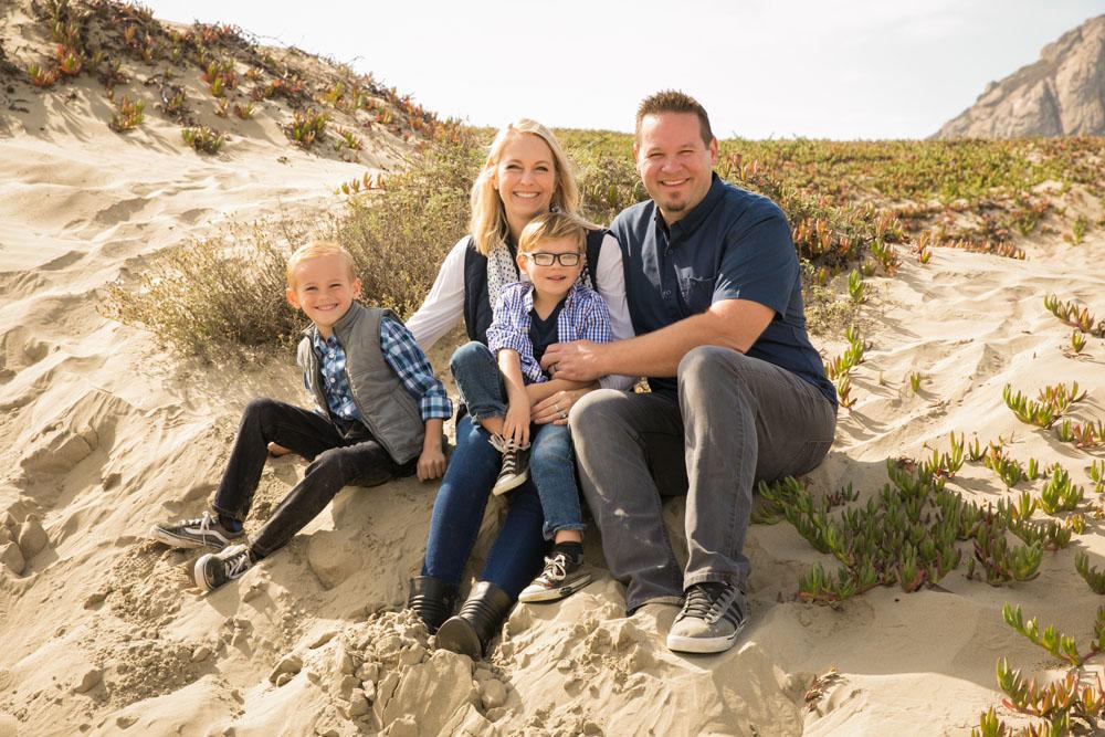 Paso Robles San Luis Obispo Family Portrait Photographer Morro Bay Dunes 029.jpg