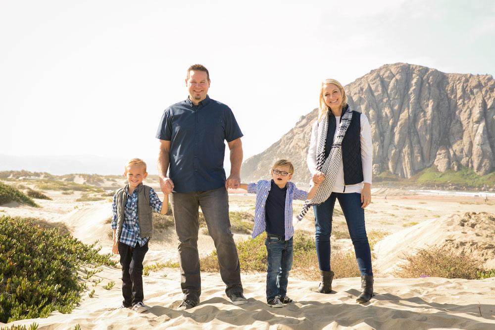 Paso Robles San Luis Obispo Family Portrait Photographer Morro Bay Dunes 031.jpg
