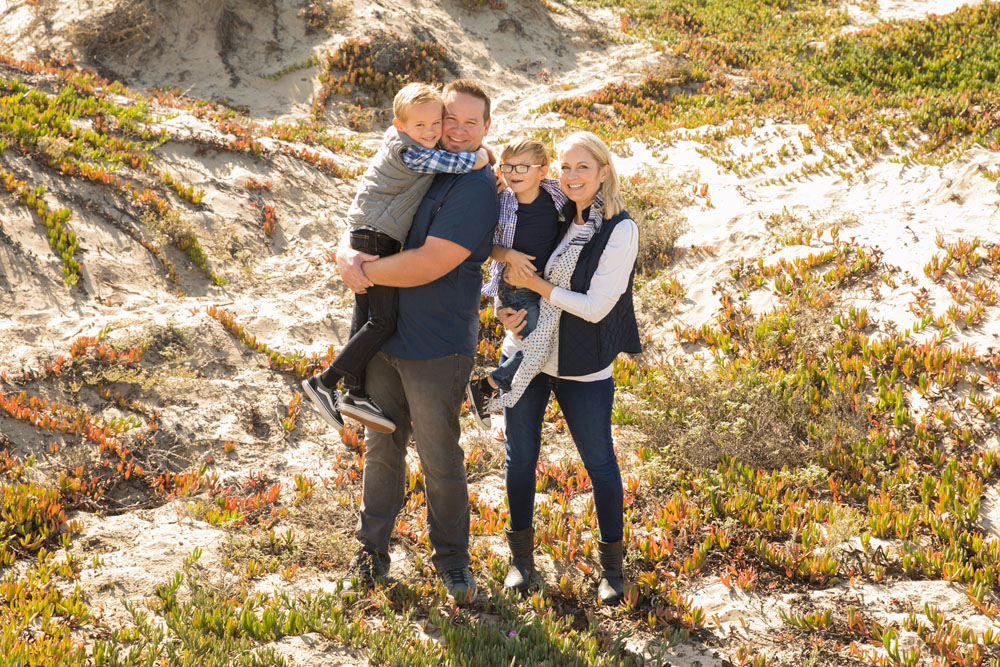 Paso Robles San Luis Obispo Family Portrait Photographer Morro Bay Dunes 033.jpg