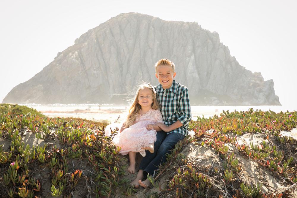 Paso Robles San Luis Obispo Family Portrait Photographer Morro Bay Dunes 038.jpg