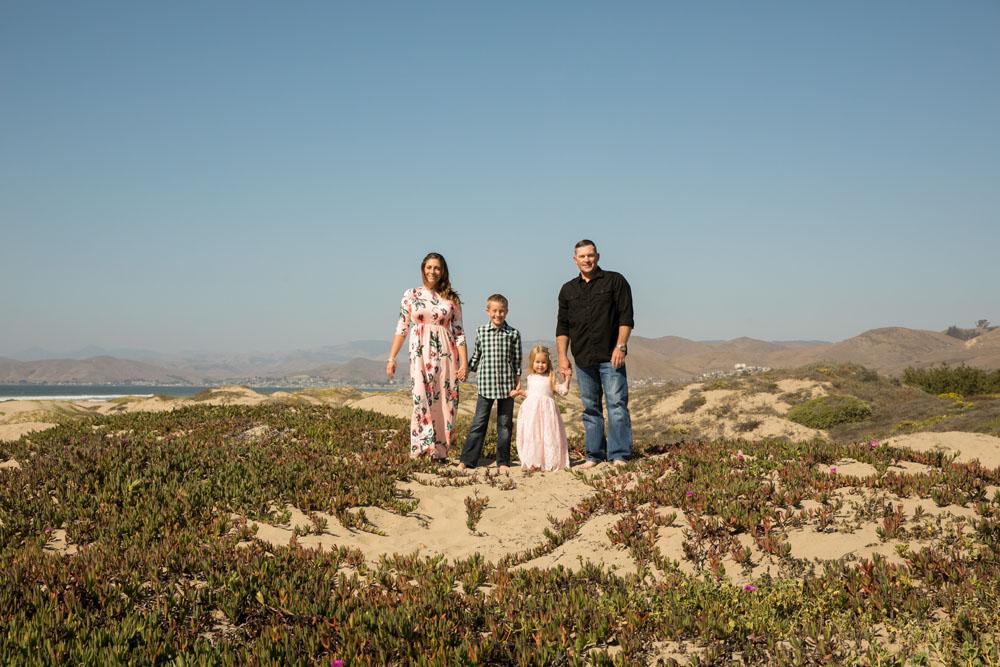 Paso Robles San Luis Obispo Family Portrait Photographer Morro Bay Dunes 040.jpg