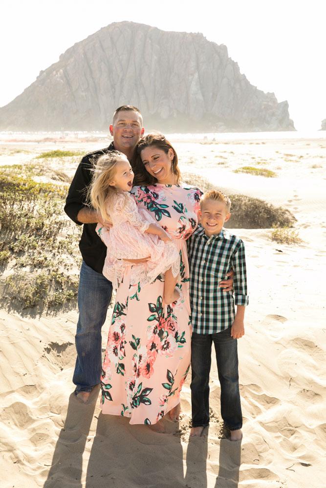 Paso Robles San Luis Obispo Family Portrait Photographer Morro Bay Dunes 041.jpg