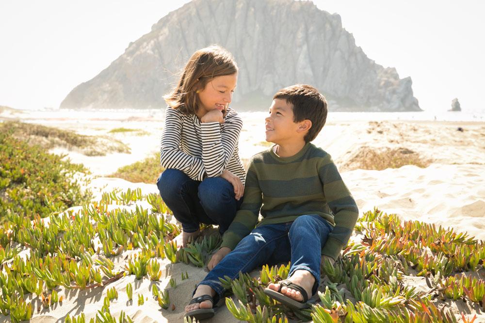 Paso Robles San Luis Obispo Family Portrait Photographer Morro Bay Dunes 042.jpg