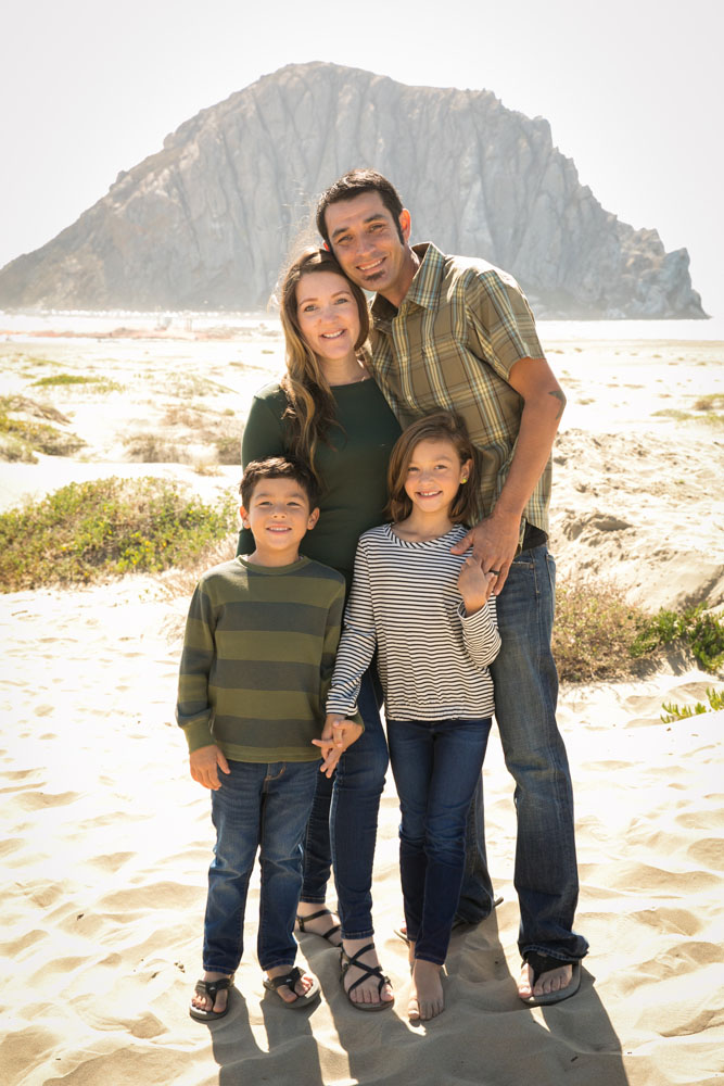 Paso Robles San Luis Obispo Family Portrait Photographer Morro Bay Dunes 043.jpg
