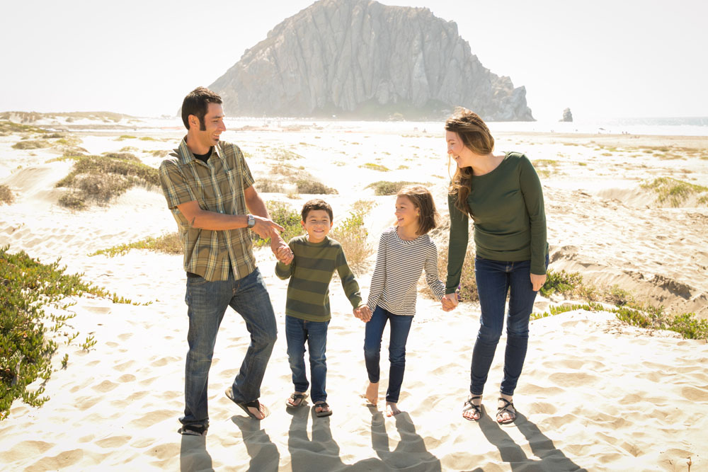 Paso Robles San Luis Obispo Family Portrait Photographer Morro Bay Dunes 044.jpg