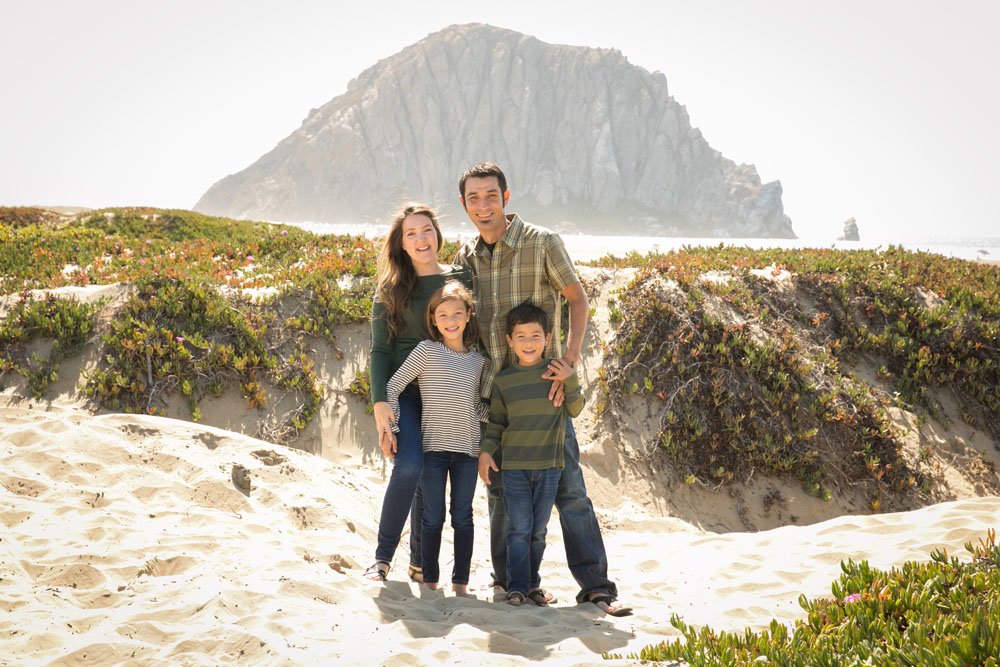 Paso Robles San Luis Obispo Family Portrait Photographer Morro Bay Dunes 045.jpg