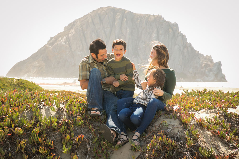 Paso Robles San Luis Obispo Family Portrait Photographer Morro Bay Dunes 046.jpg